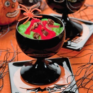 ghoulish-green-bamboo-rice-pudding